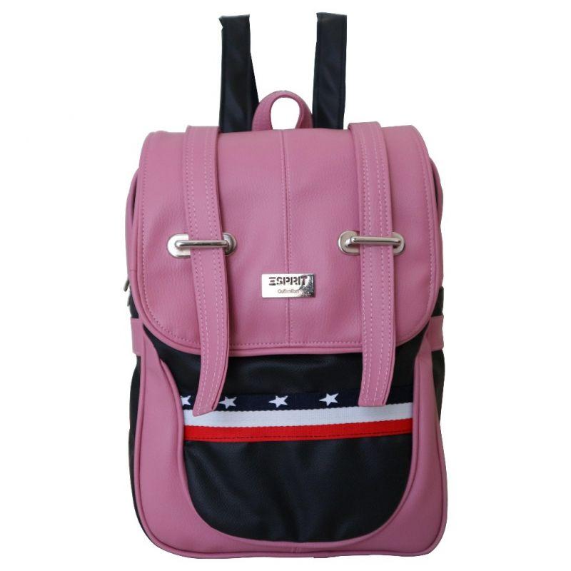 Tas Ransel Cewek Termurah Backpack Fashion Sekolah SD SMP SMA Kuliah Remaja  Dewasa Berkualitas Murah ... d2929c147a